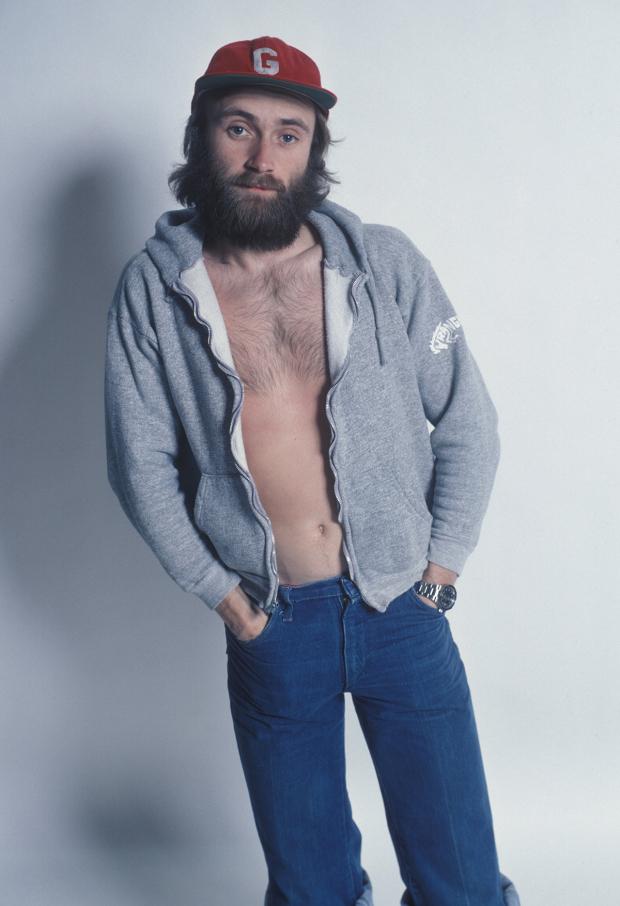 Phil Collins-Fr > Biographie de Phil Collins