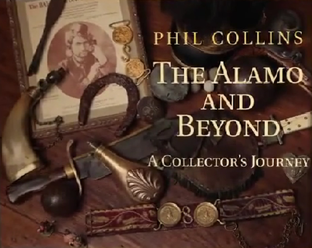 The Alamo And Beyond - A Collector's Journey
